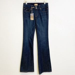 Anthropologie Paige Hidden Hills Boot Jeans NWT